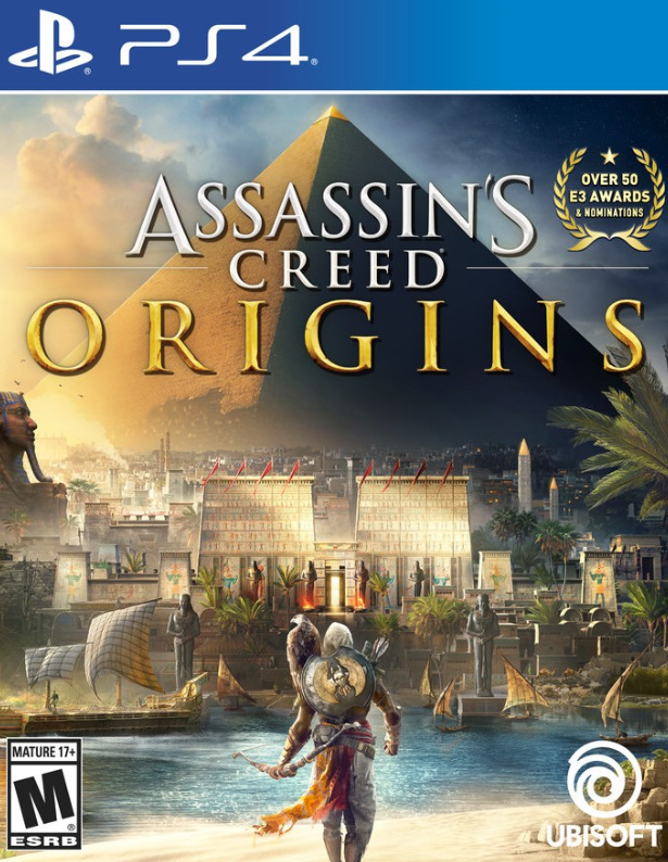 PS4 Games Assassins Creed Origins