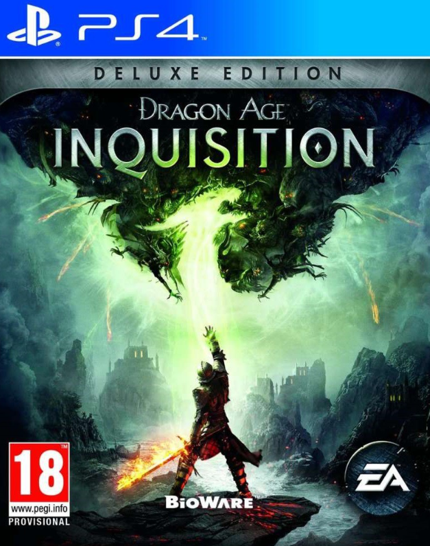 PS4 Games Dragon Age Inquisition