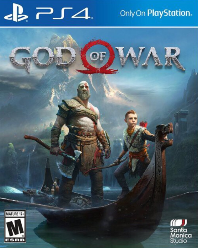 PS4 Games God of War