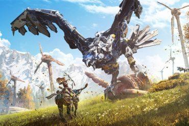 PS4 Games Horizon Zero Dawn Wallpaper