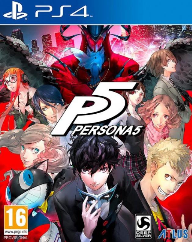 PS4 Games Persona 5