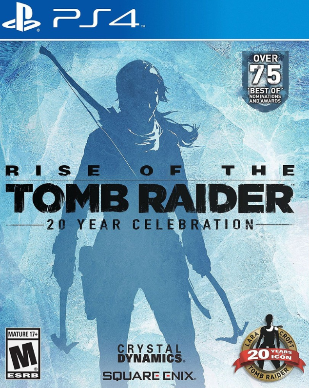 PS4 Games Rise of the Tomb Raider