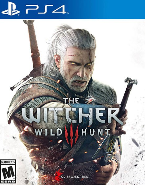 PS4 Games The Witcher 3 Wild Hunt
