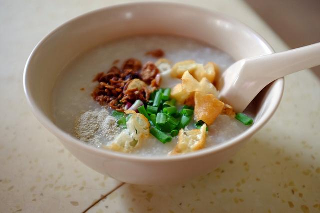 Porridge Breakfast Singapore