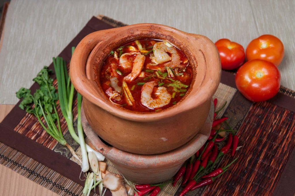 Tom Yam Na Na Thai Restaurant Golden Mile Complex