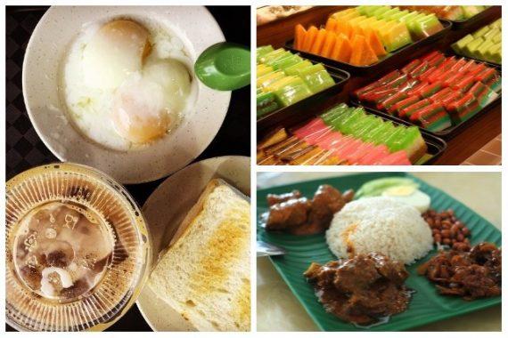 Traditional Breakfast Singapore