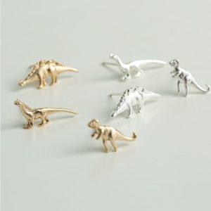 Lil' Dino Earrings