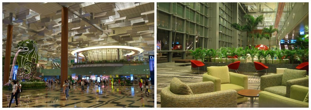 changi airport quiet places to study in Singapore