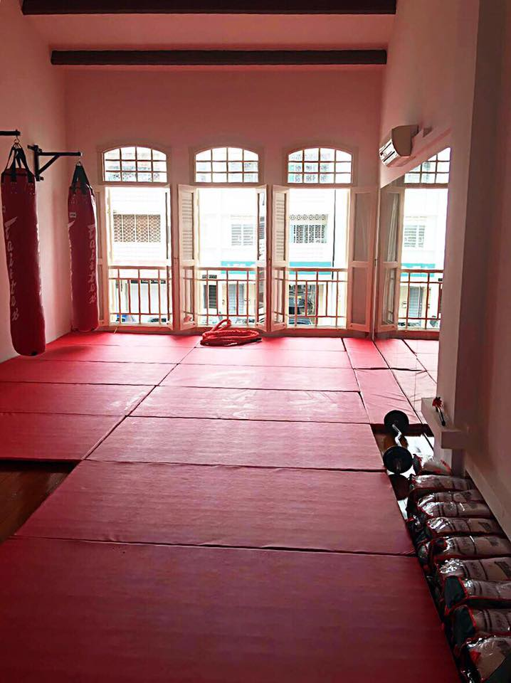 encore muay thai gyms in singapore