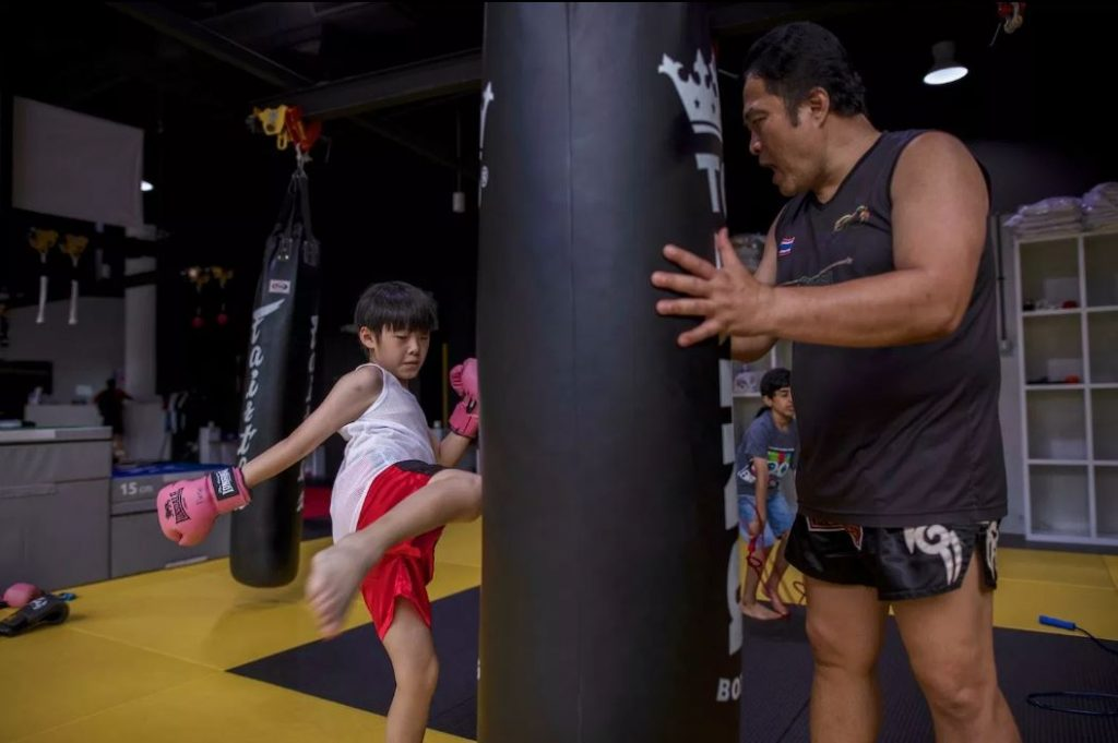 equilibrium mma muay thai gyms in singapore