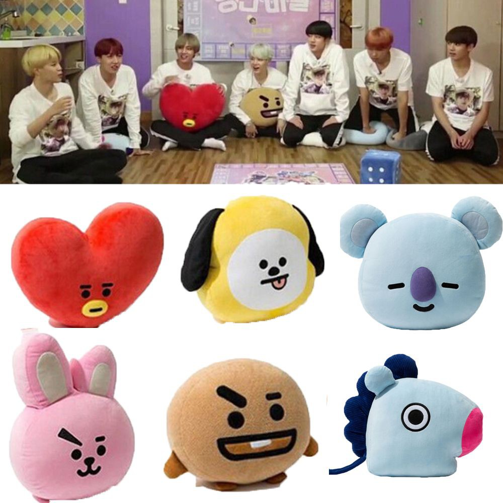 BT21 Pillows