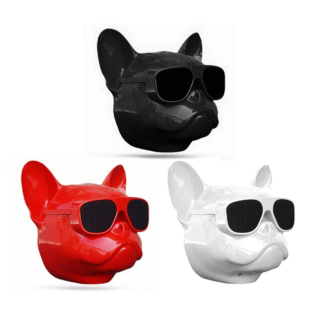 Wireless Bulldog Speakers