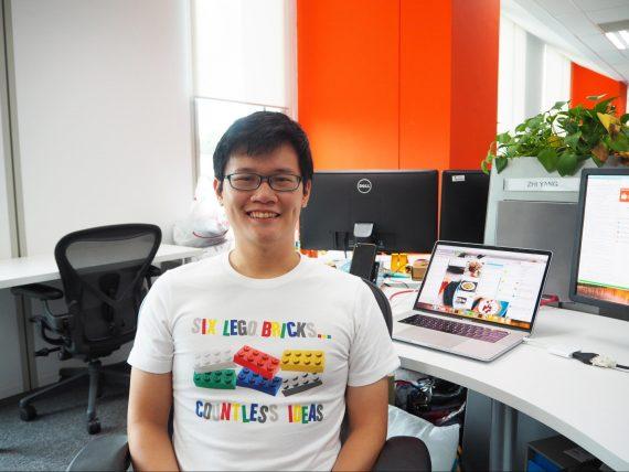 Employee Interview lifeatshopee #lifeatshopee Tenzy