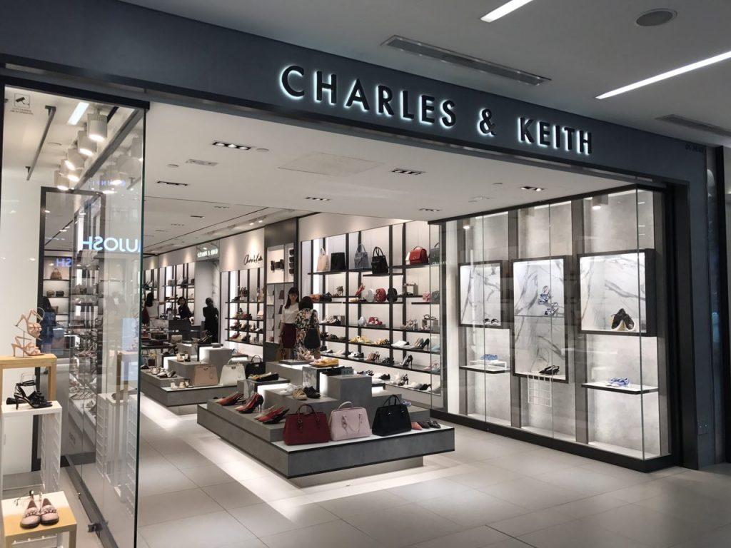 Charles & Keith Singapore