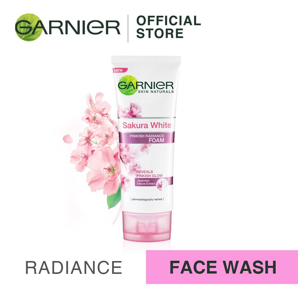 Sakura White Facial Wash