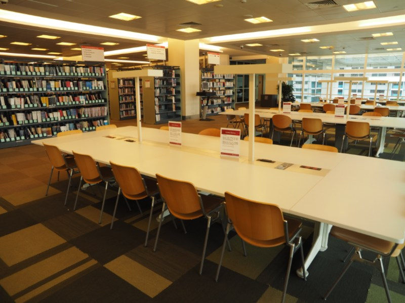 national library best quiet places to study in singapore