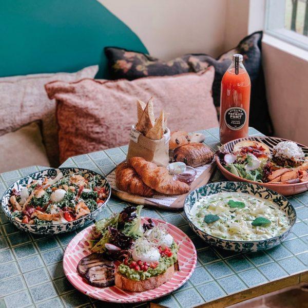 tiong bahru cafe brunch merci marcel instagrammable french
