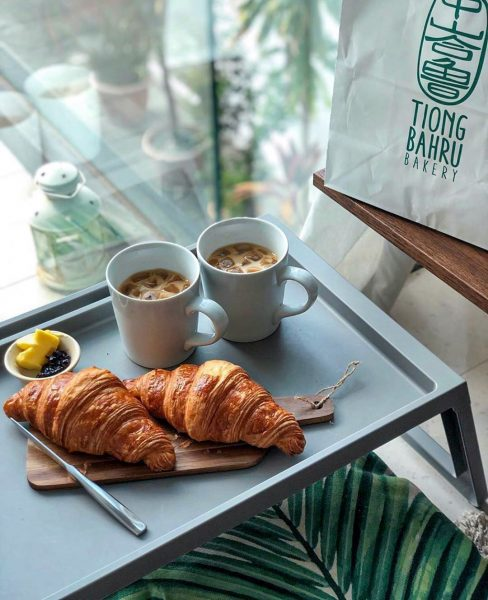 tiong bahru cafe brunch bakery famous crossaint