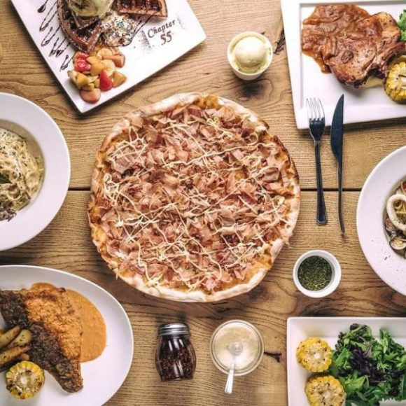 tiong bahru cafe brunch pizza pasta italian chapter 55