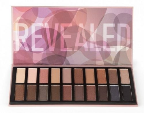 Coastal scents revealed eyeshadow palette