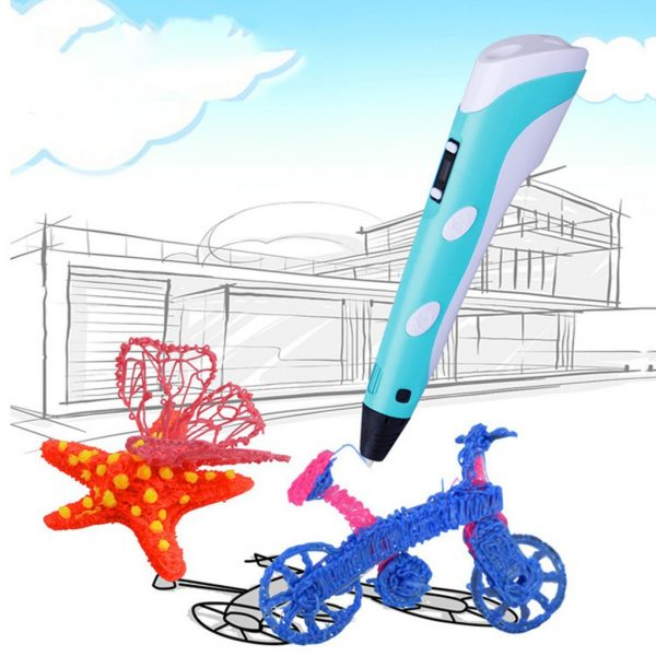 children's day gift ideas 3d printing pen art creativity