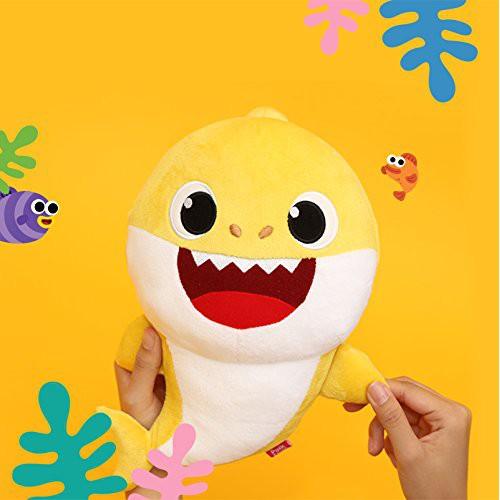 children's day gift ideas pinkfong baby shark singing plush