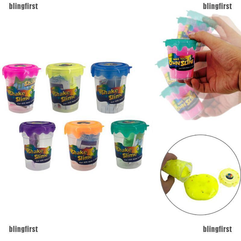 children's day gift ideas diy slime making kit