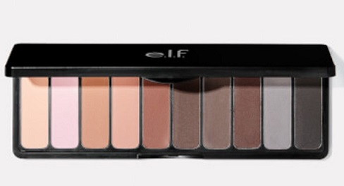 E.l.f. mad for matte eyeshadow palette nude mood