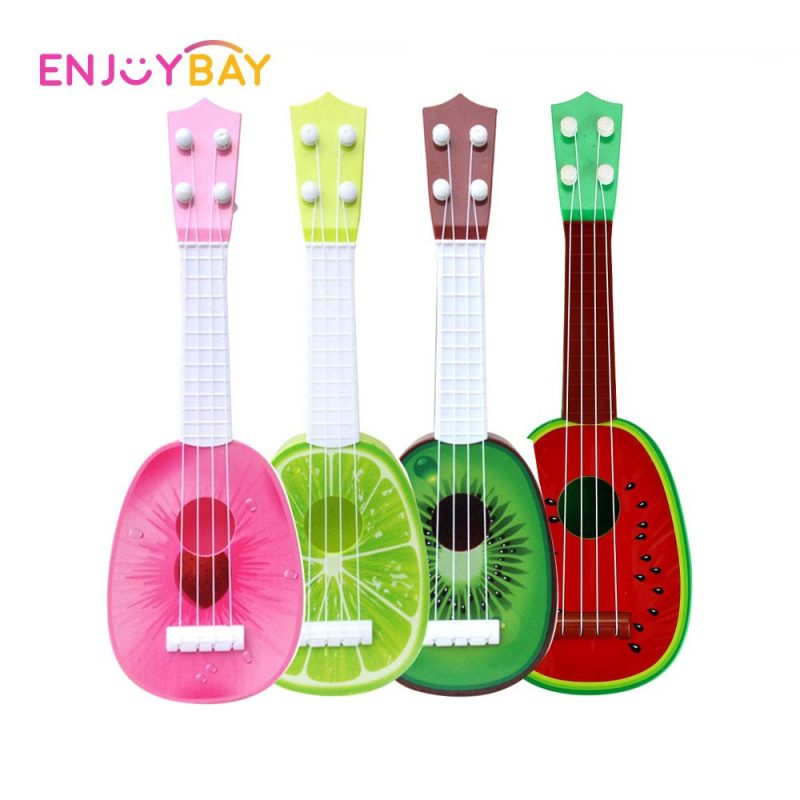 children's day gift ideas kids fruit ukulele instrument music
