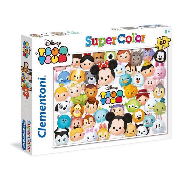 children's day gift ideas tsum tsum 60 piece jigsaw puzzle