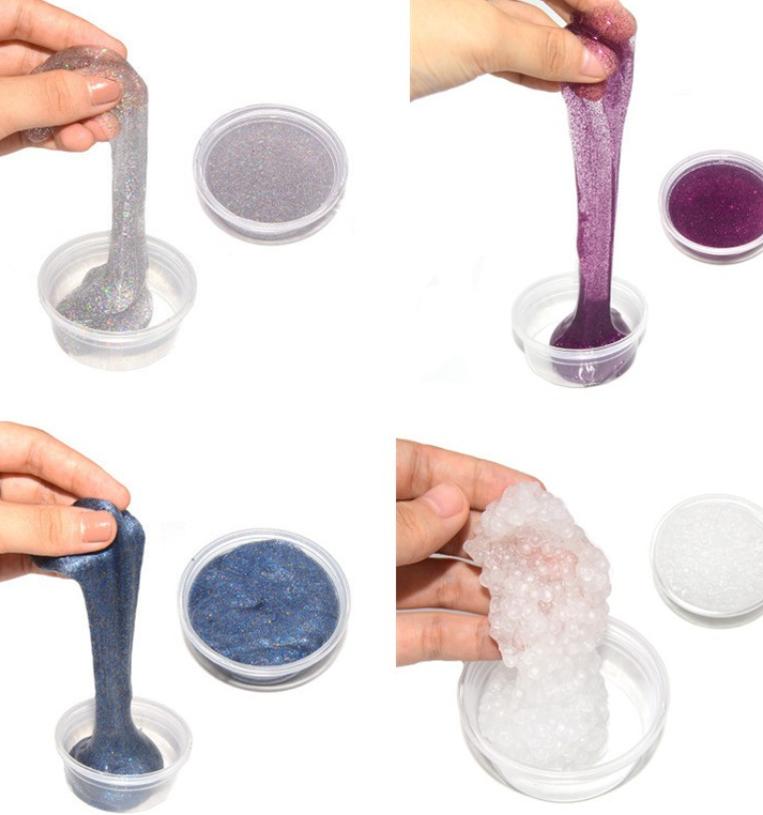 Childrens Day Glitter Slime