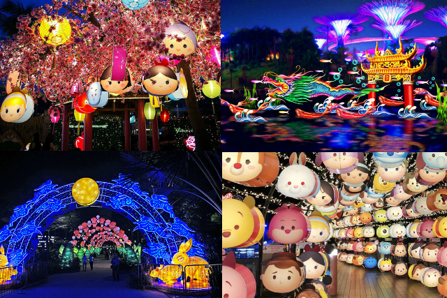 5 Places To Take Your Mid-Autumn Festival #OOTD Shots In