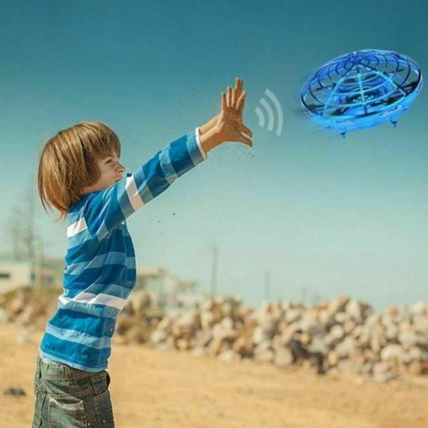 children's day gift ideas kids drone manual hand operated
