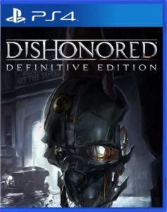 dishonored box super hero game