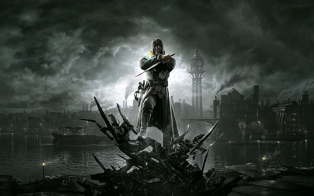 dishonored super hero game