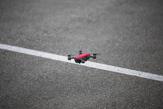 dji spark drones in singapore