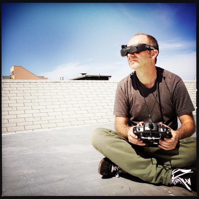 fpv goggles drones in singapore