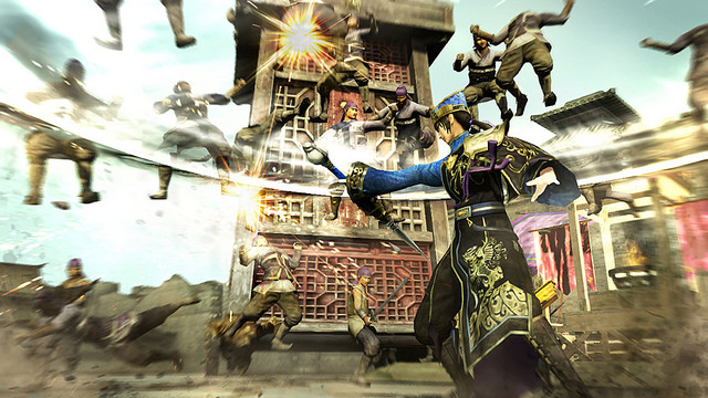 dynasty warriors educational game