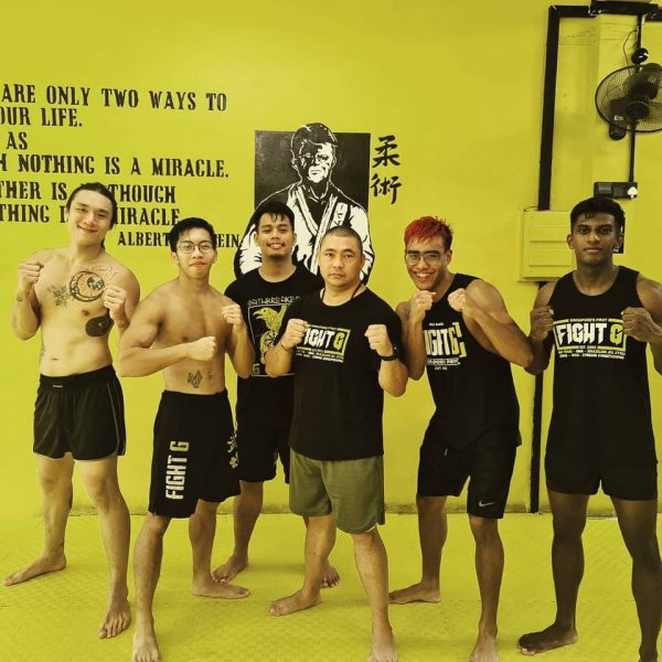 fight g muay thai gyms singapore