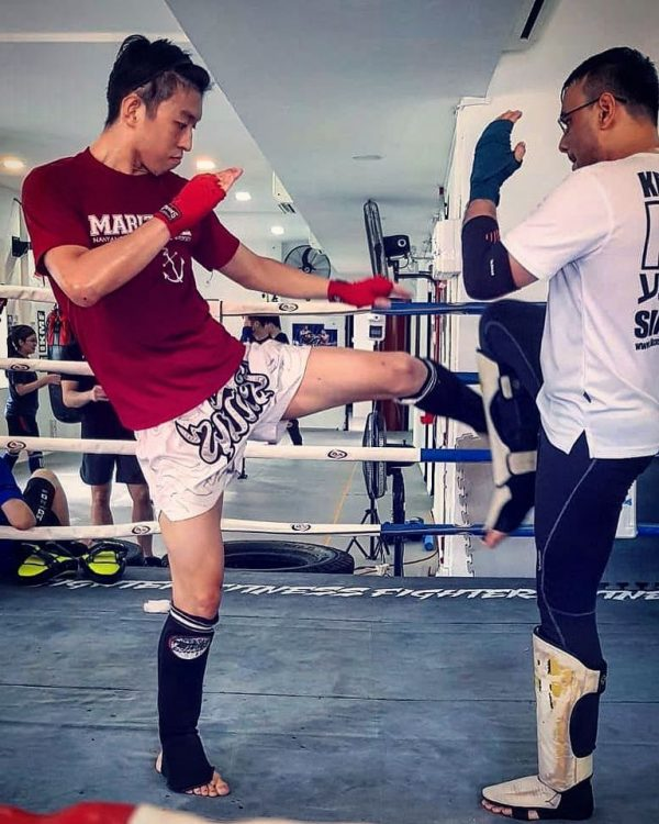 fighter fitness muay thai gyms singapore