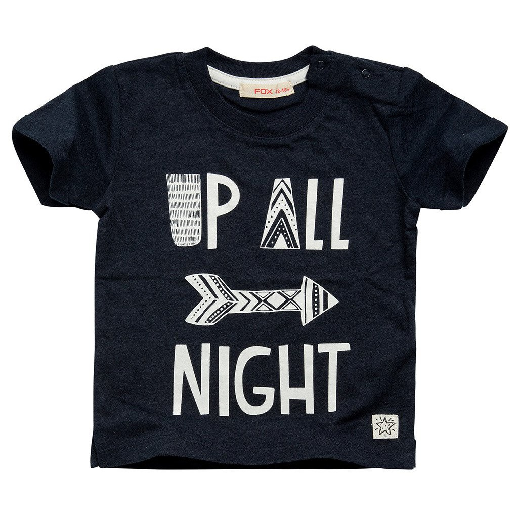 Up All Night Tee