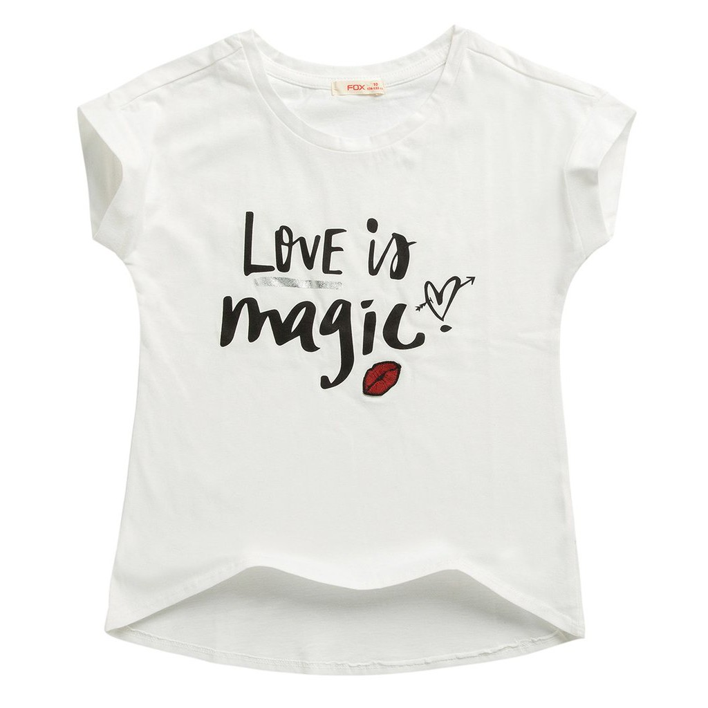 Love is Magic Tee