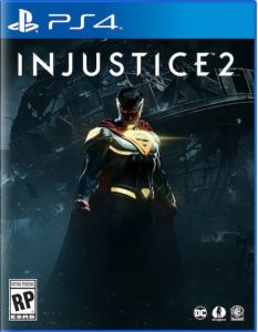 injustice 2 box super hero game