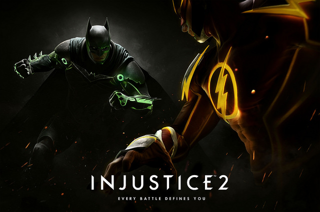 injustice 2 super hero game