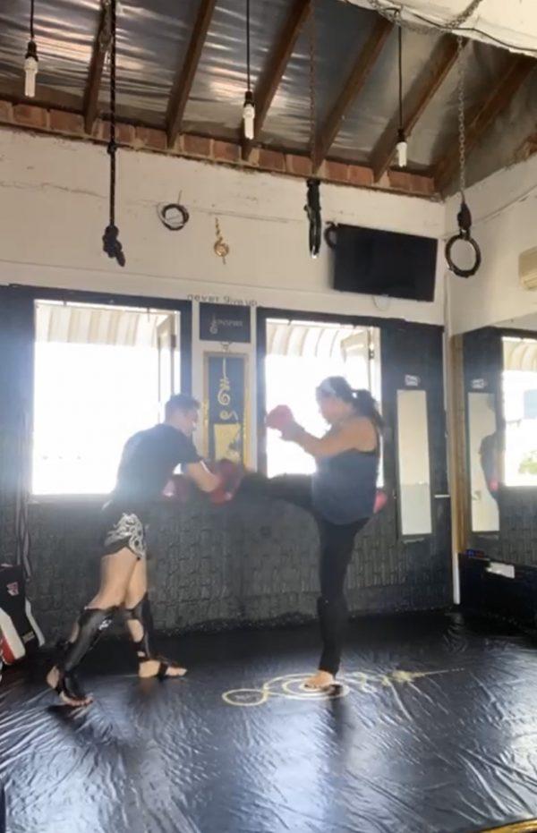 inspire fitness asia muay thai gyms singapore