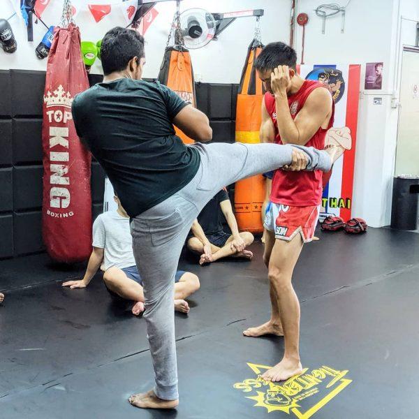 jr muay thai muay thai gyms singapore