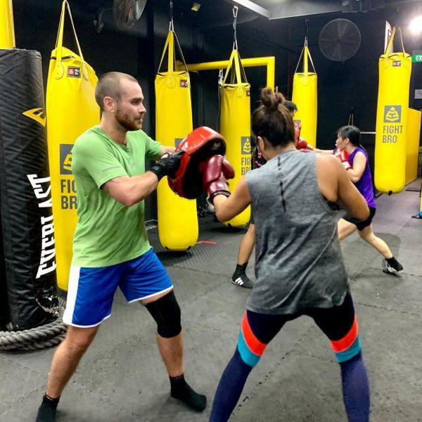 juggernaut fight club muay thai gyms singapore