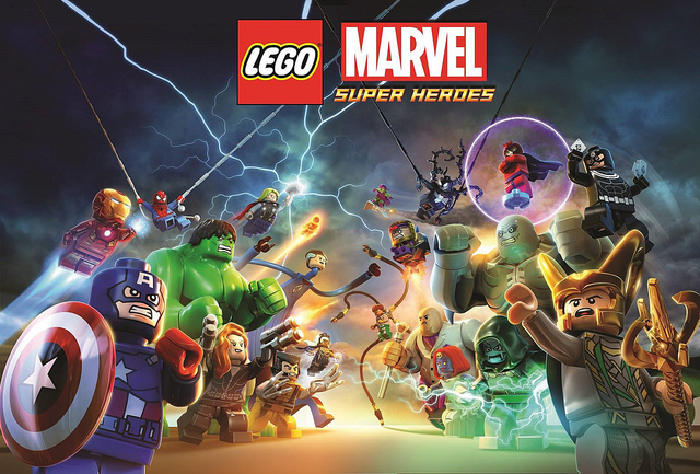 lego marvel super heroes super hero game