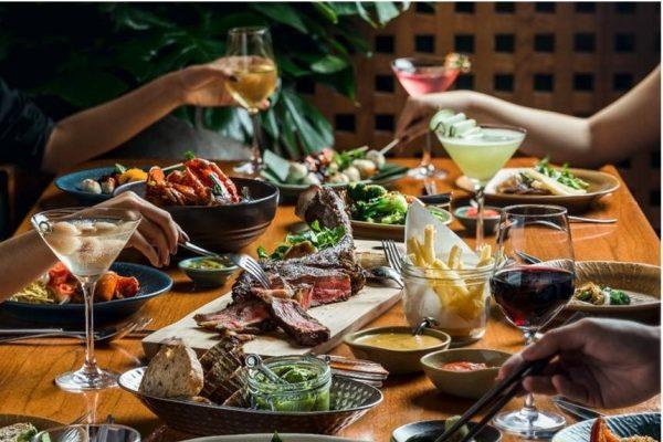 mezza9 best sunday brunch singapore