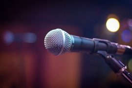 mic-pixabay stand up comedy singapore